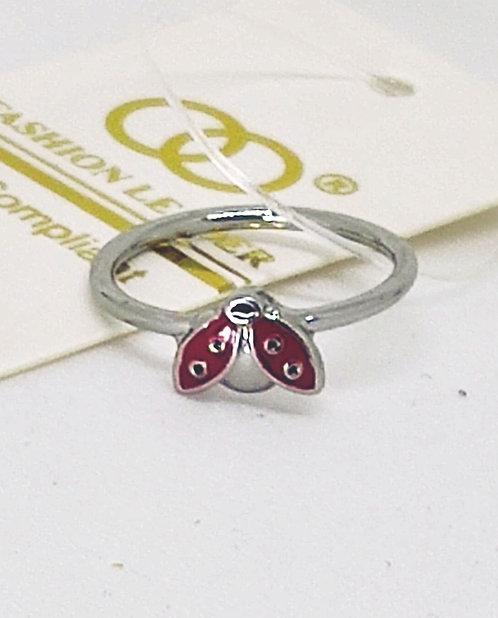 Ladybug ring * Pinky * Mid Ring * Child * S23