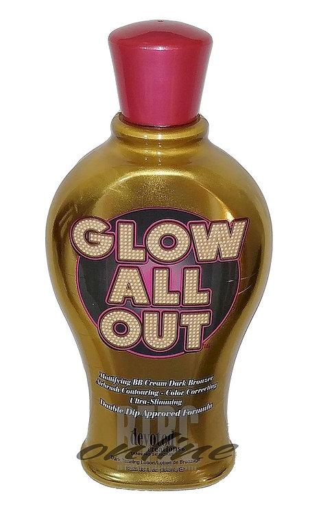 Glow All Out * BB Creme Dark Bronzer * 12.25oz Bottle