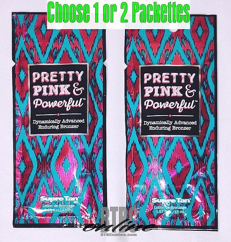 Pretty Pink & Powerful * Dynamically Advanced Enduring Bronzer Pkt