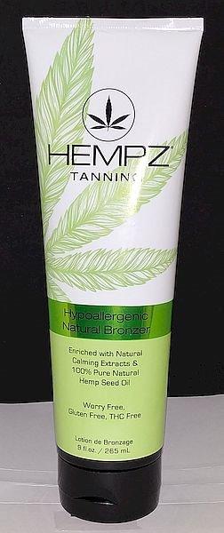 Hypoallergenic Natural Bronzer * DYE-FREE * 9oz