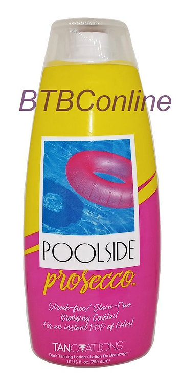 POOLSIDE PROSECCO * Hot Action Black BRONZER * 10