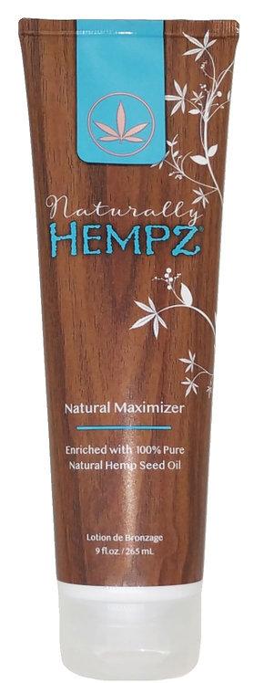 Naturally Hempz * Natural Maximizer * 9oz