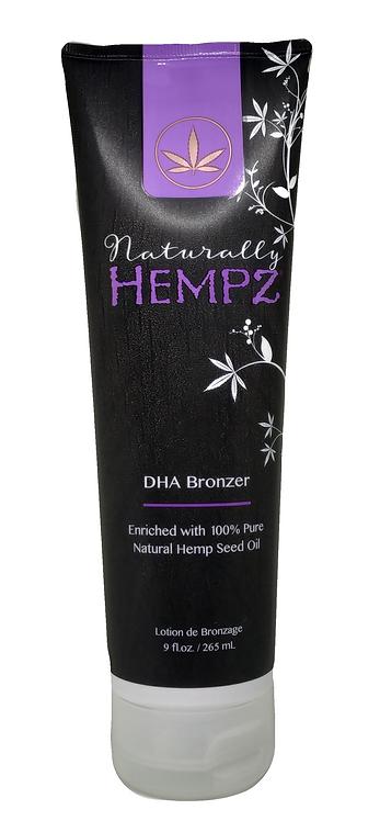 Naturally Hempz * Natural DHA Bronzer * 9oz