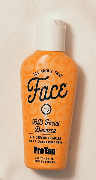 All About That FACE * BB Facial Bronzer * 2oz Bottle