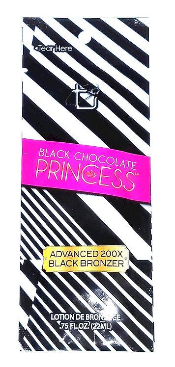 BLACK CHOCOLATE PRINCESS Advanced 200X Black Bronzer * .75oz Packette