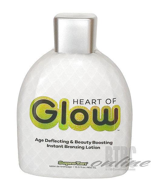 Heart of Glow * Age Deflecting Instant Bronzing* 13.5oz Bottle