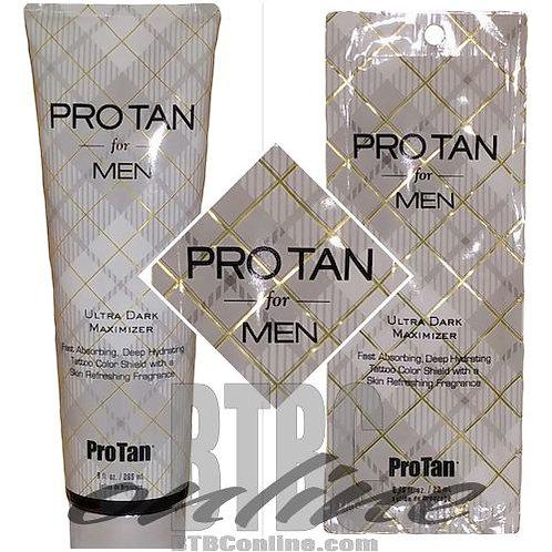 ProTan/Playboy for MEN * Ultra Dark Maximizer DYE FREE