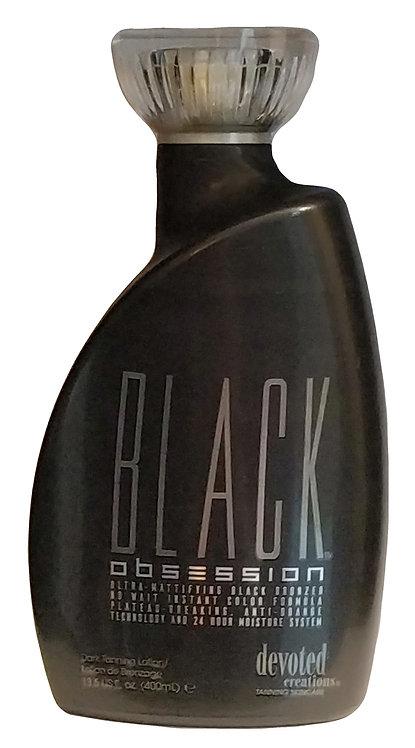 Black Obsession * Instant Color Black Bronzer * 13.5oz Bottle
