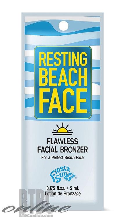 Resting Beach Face * Facial Bronzer * .175oz Packette