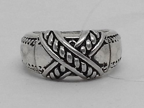 Adjustable Stretch Ring * Fits size 7.5 up * S07
