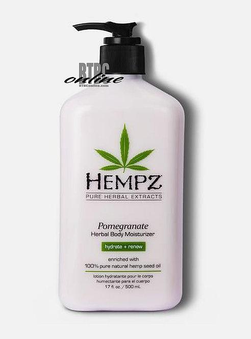 Pomegranate Herbal Body Moisturizer * 17oz