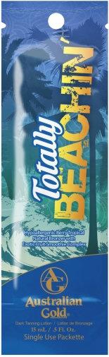 Totally Beachin' * Hypoallergenic Natural Bronzer Dye-Free * Packette