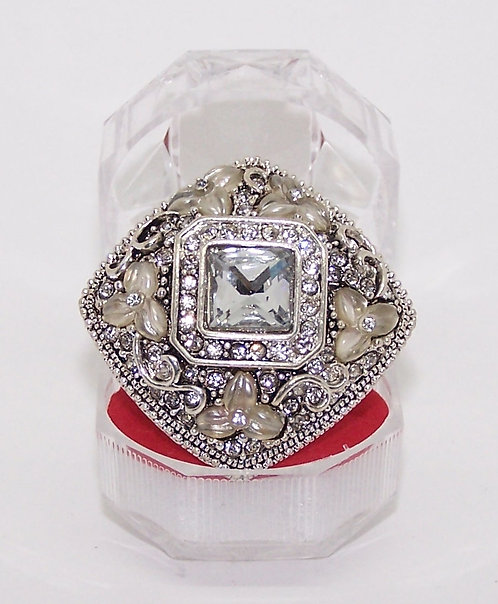 Adjustable Stretch Ring * Fits size 7.5 up * S03