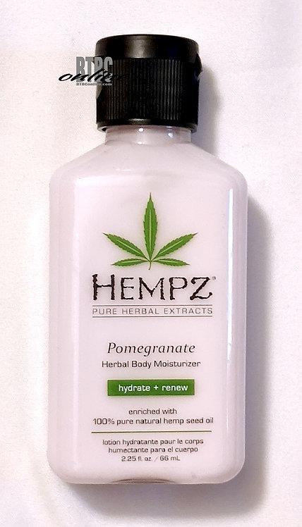 Pomegranate Herbal Body Moisturizer * 2.25oz