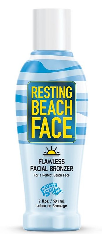 Resting Beach Face * Facial Bronzer * 2oz Bottle