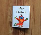 Minibuch Faltanleitung