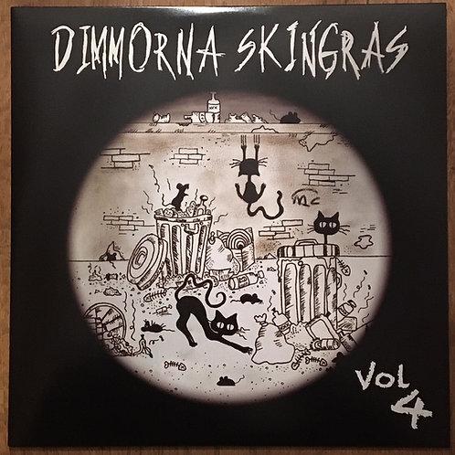"""Vinyl 12"""": Dimmorna Skingras Vol 4"""