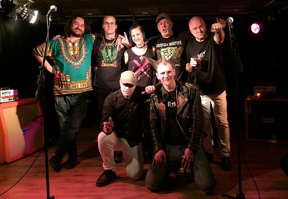 Belta 53 + Köttgrottorna + Tom @ L,Orient (Foto: Anna)