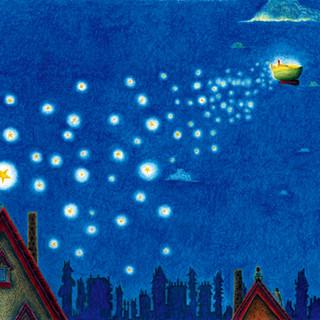 星を降らす