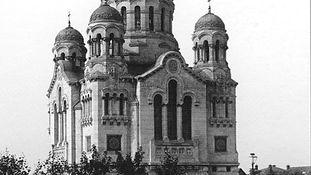 Григорий, это Спасская церковь, стояла н