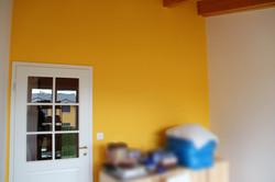 Pose de porte et peinture