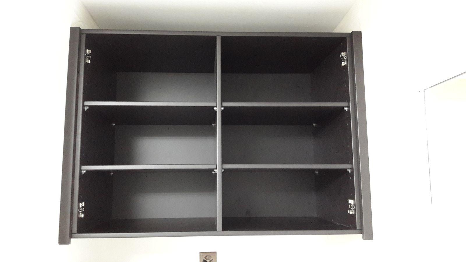 Conception d'une armoire - Ouvert