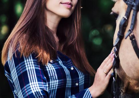Portret - Zuzanna