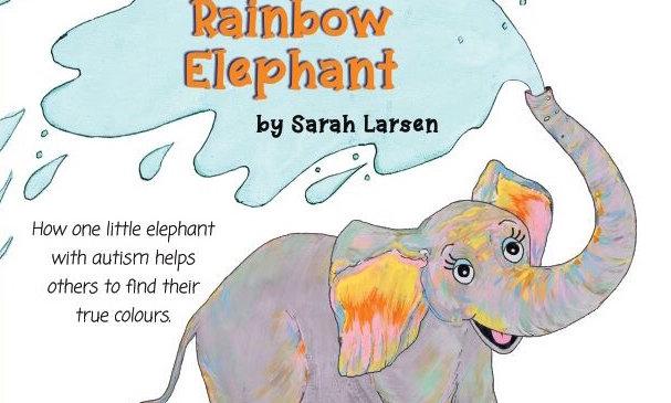 Book: The Rainbow Elephant