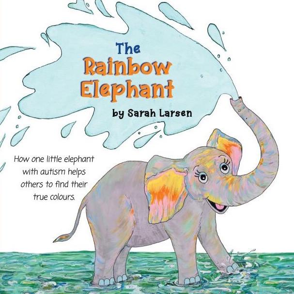 The Rainbow Elephant Book Reading
