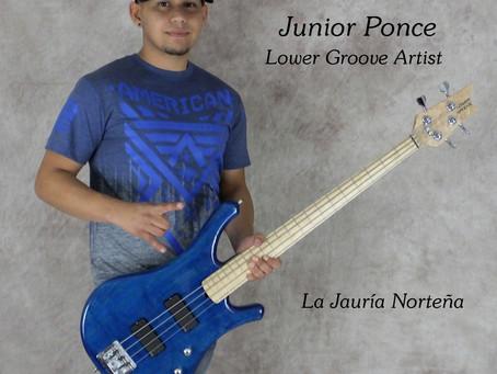 Junior Ponce, AXIOM 4