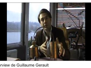 Vidéo de Guillaume Gérault, les 10 commandements aromatiques
