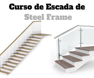 Curso de Escadas de Steel Frame