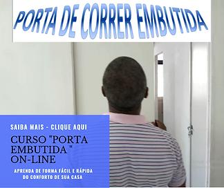 Porta Embutida Online