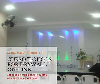 Curso Drywall Online