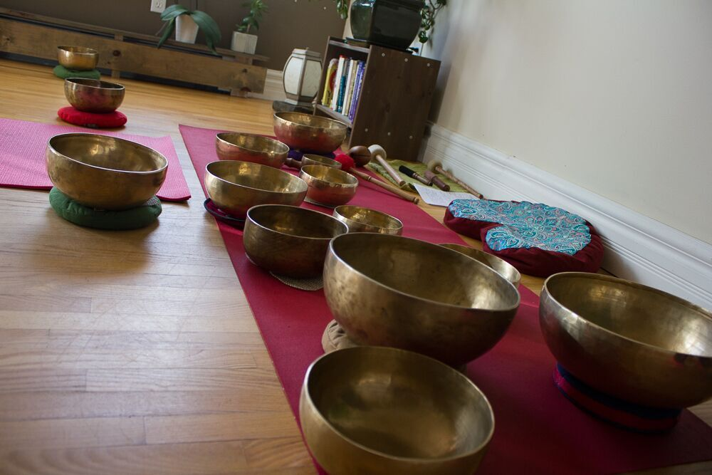 Sound Healing in Halifax