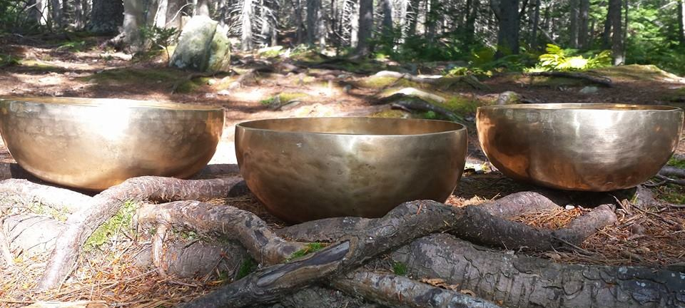 Three Sisters Singing Bowls
