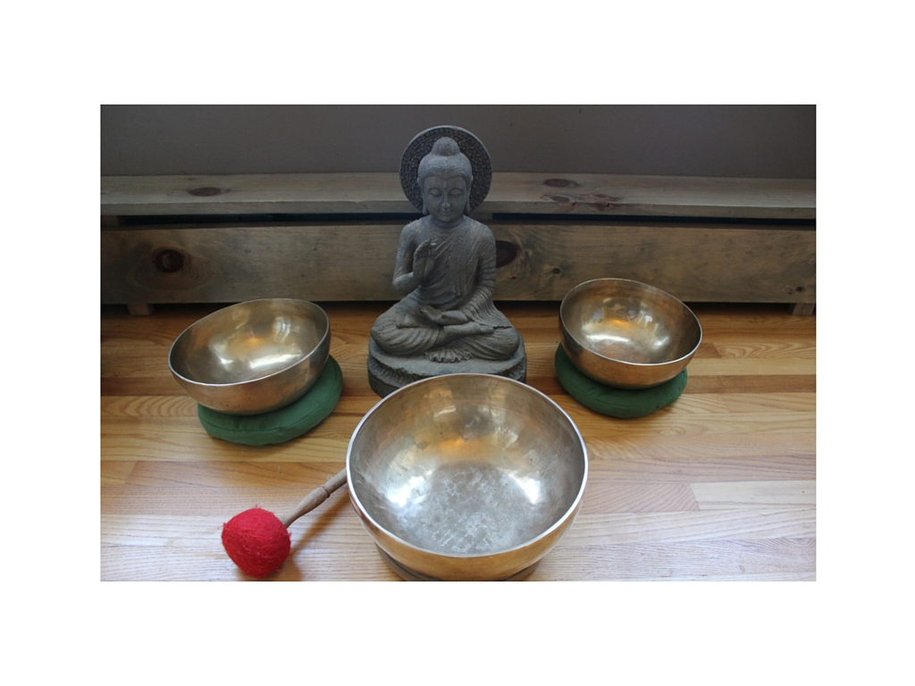 Welcoming Singing Bowl Meditation