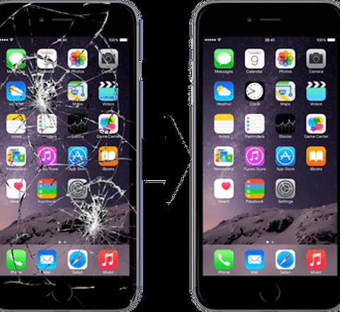 iPhone 6 Plus Cam Değişimi