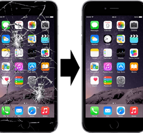 iPhone X Cam Değişimi
