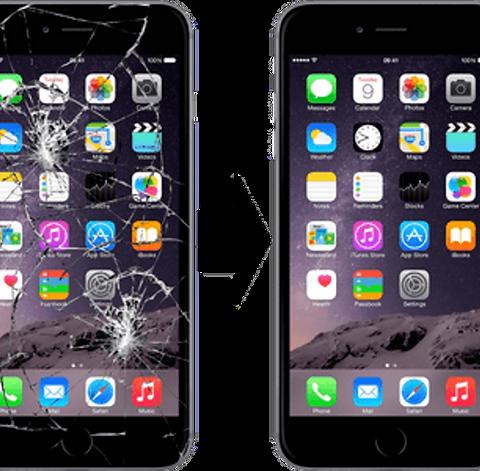 iPhone 6S Cam Değişimi