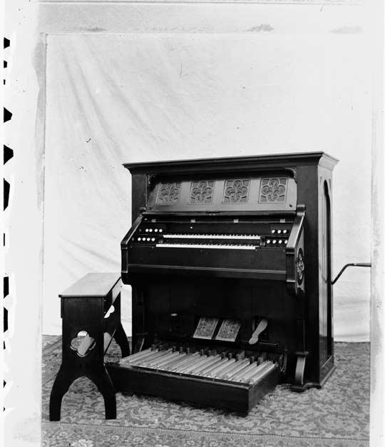 Etsey organ