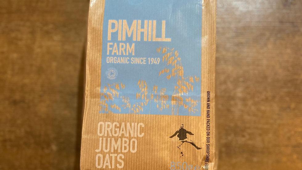 Pimhill Farm Organic Jumbo porridge oats