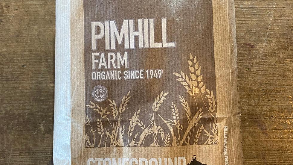 Pimhill organic wholemeal flour
