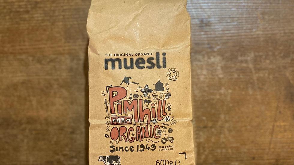 Pimhill Farm Organic Muesli