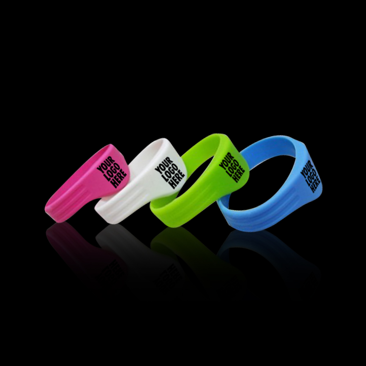 rfid wristbands, mifare wristbands,