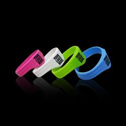rfid wristbands, mifare wristbands,