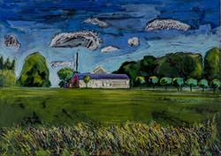 Eliaz Slonim, Lanscape Painting