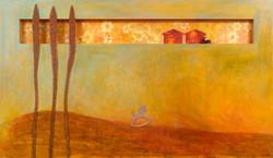 Eliaz Slonim, Landscape Painting