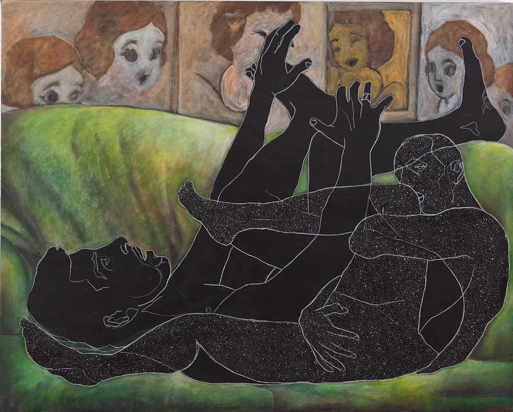 Eliaz Slonim, Green Sofa Series