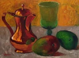 mangoes. 12x16 oil on panel $350.jpg